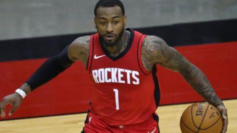 John Wall dice que los Wizards no fueron directos en su cambio a los Houston