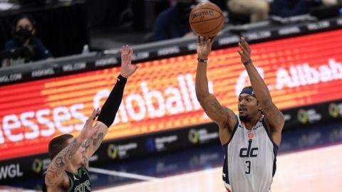 Beal regresa en grande y los Wizards vencen a Celtics