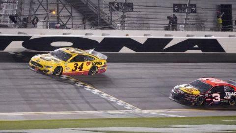 McDowell supera apuestas de 100-1 para ganar el Daytona 500
