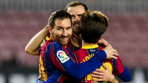 Barcelona con ilusión de avanzar en Champions