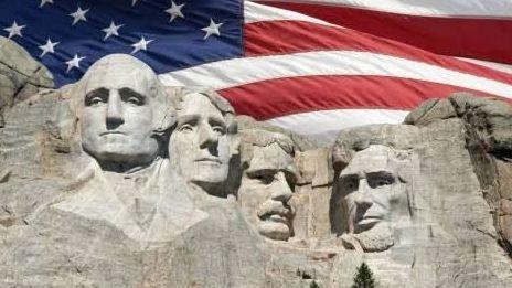 Conmemoran día de los presidentes en la Unión Americana