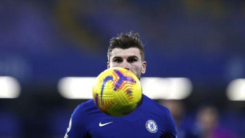 Werner rompe sequía de gol y colabora en triunfo del Chelsea