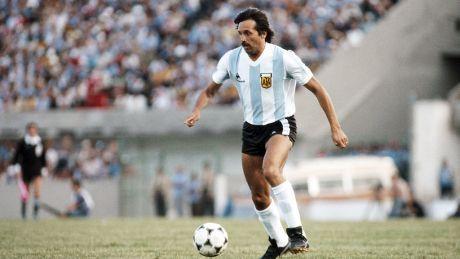 Luque, el guerrero que llevó al seleccionado argentino a ganar su primer Mundial
