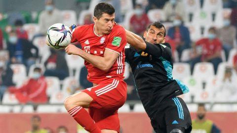 Bayern nos ganó con un gol polémico: Nahuel