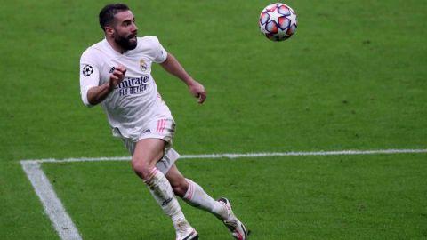 Real Madrid sufre una baja más en la defensa