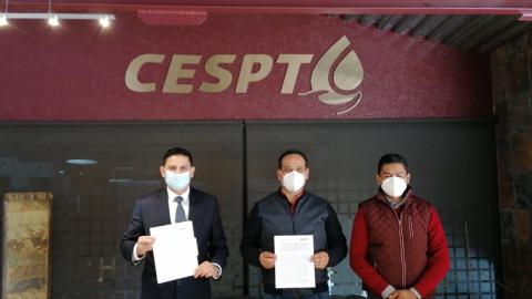 Podrá la CESPT notificar de manera electrónica