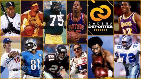 CADENA DEPORTES PODCAST: Los mejores apodos deportivos de la historia