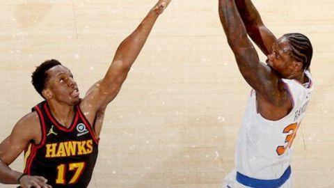 Knicks vence 123-112 a Hawks con 44 puntos de Randle