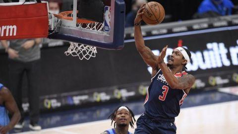Beal y los Wizards derrotan a Wall y los Rockets 131-119