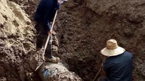 Se quedan sin agua en La Libertad y Zona Río