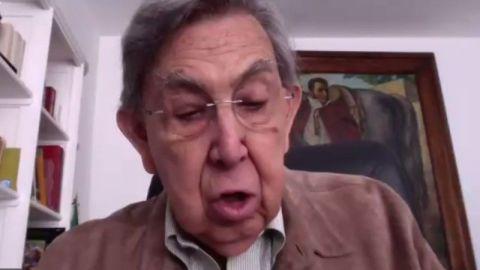 Una ''mezcolanza de agua y aceite'' alianzas, considera Cuauhtémoc Cárdenas