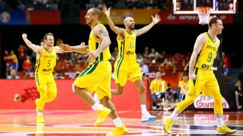 Selección brasileña de basquetbol es vetada de Colombia por Covid-19