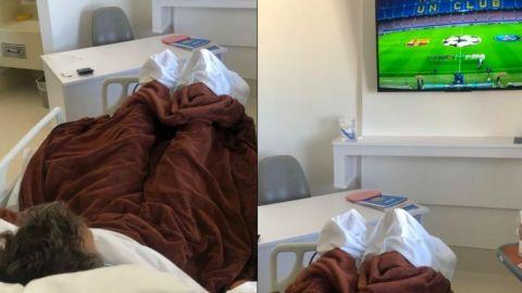 Rubén Omar Romano se recupera y manda mensaje tras la cirugía