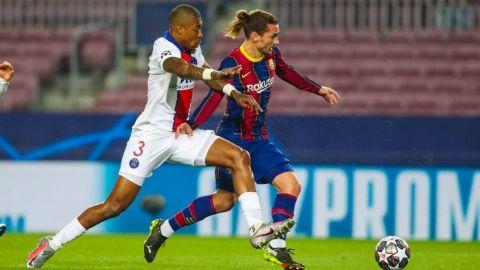 Esta no es la imagen que queremos dar en el Barcelona: Antoine Griezmann