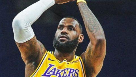 Sin Davis Lakers, vencen 112-104 a Timberwolves