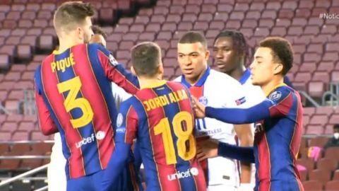 """Mbappé y las amenazas """"de muerte"""" hacia futbolista del Barcelona"""