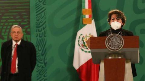 Regreso a clases, primer reto en la SEP: Delfina Gómez