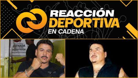 REACCIÓN DEPORTIVA EN CADENA: ¡Rey Misterio en Cadena Deportes!