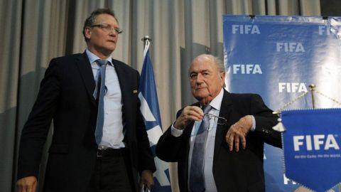 Fiscales suizos apelan exoneración de exdirigentes de FIFA