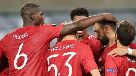 Solskjaer confía en los delanteros del United para la prueba ante la Sociedad