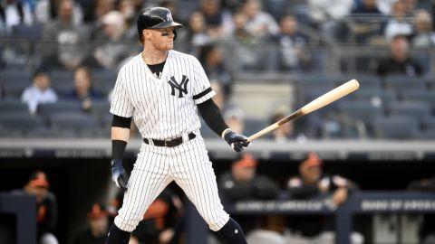 Yankees anuncia que Clint Frazier será titular en la temporada 2021