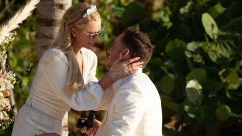 ¡Paris Hilton y Carter Reum se comprometen en matrimonio!