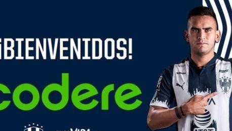 Rayados anuncia a casa de apuestas como nuevo patrocinador