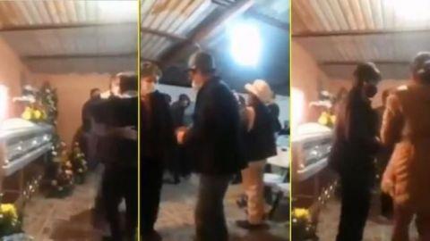 VIDEO: Despiden con baile y fiesta a difunto en Sonora pese al Covid-19