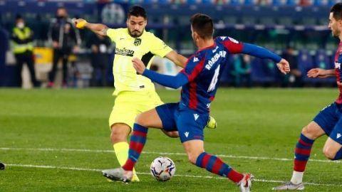 Atlético se vuelve estancar con otro empate