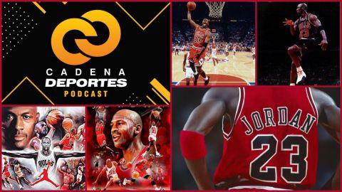 CADENA DEPORTES PODCAST: ¡Feliz cumpleaños Michael Jordan!