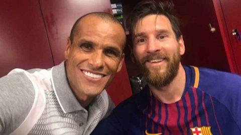 Rivaldo: Messi irá al PSG