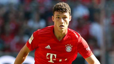 Benjamin Pavard del Bayern Munich, positivo por Covid-19