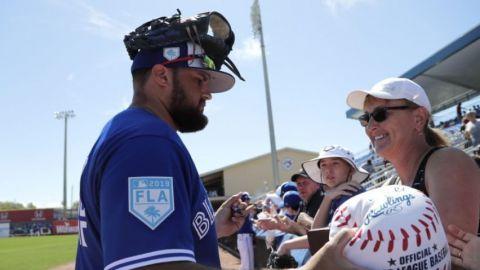 Azulejos se quedarán en Florida al iniciar la temporada