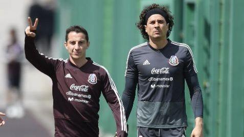 El pacto que hicieron Guillermo Ochoa y Andrés Guardado