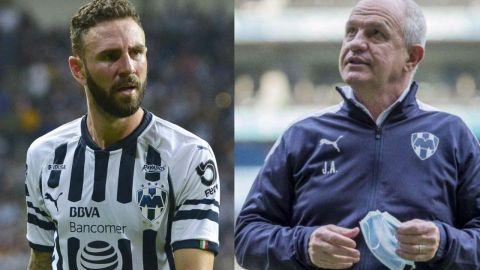 """Javier Aguirre responde a Layún, """"ningún jugador merece ir a la banca"""""""