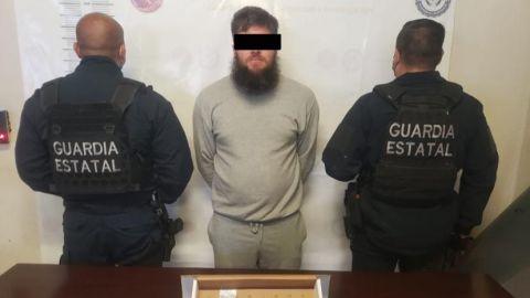 Detenidos con droga sintética en Baja California