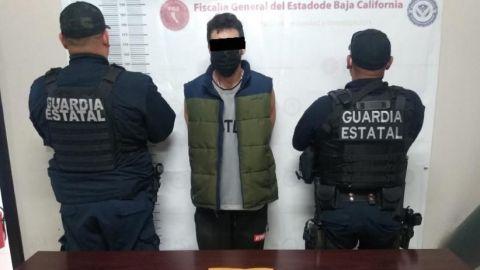 Sacan a vendedor de droga del fraccionamiento El Valle
