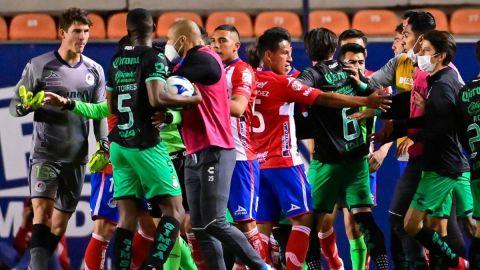 En el Atlético de San Luis dan su postura tras acusaciones de racismo