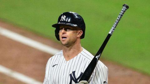 Brett Gardner pactó con los Yankees por $4 millones