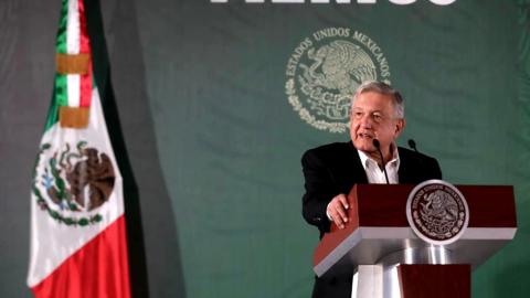 AMLO: quiero pasar a la historia como uno de los mejores presidentes