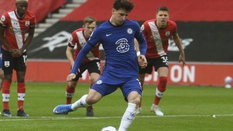 Chelsea rescata apenas empate en Southampton