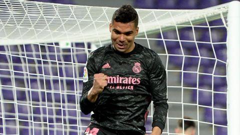 El Madrid aprieta La Liga; vence 1-0 al Valladolid