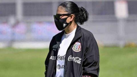 Mónica Vergara sabe que el Tri Femenil puede mejorar