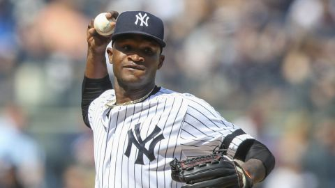 Domingo Germán planea reunirse con Yankees para hablar sobre su caso