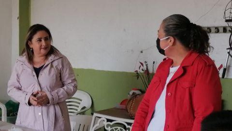 ''Es una mujer transparente, confiamos en usted'', le dicen a Blanca Fabela