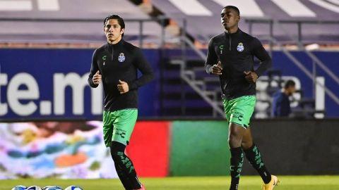 Salen a la luz los audios con insultos racistas a jugador de Santos