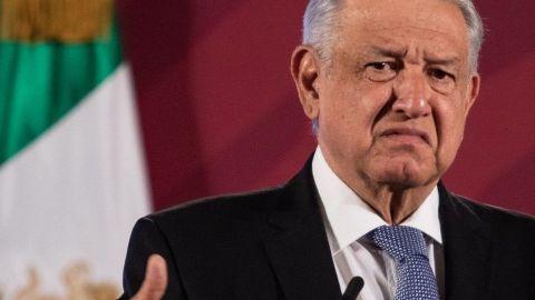 Yo ya rompí ''Pacto por México'': AMLO sobre romper pacto patriarcal