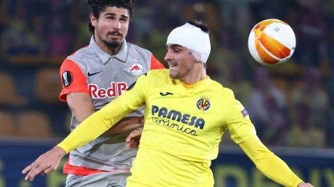 Villareal clasifica a octavos en la UEFA Europa League