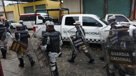 Guardia Nacional puede proteger a candidatos en elecciones: AMLO