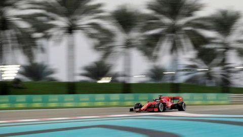Ferrari ve señales positivas en su nuevo auto de F1